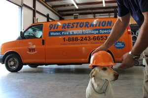 Fire Damage Restoration Team