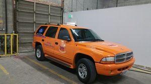 Restoration Van